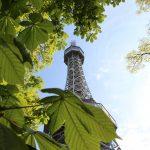 De Eiffeltoren van Praag