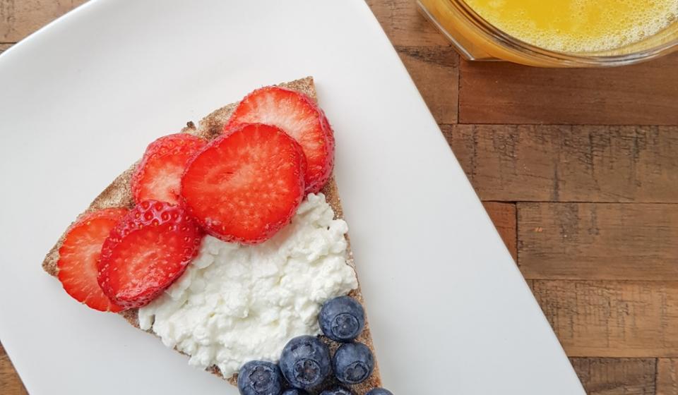 koningsdag ontbijt crackers